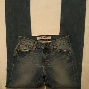 GAP slim fit stretch jeans Sz 0 Regular